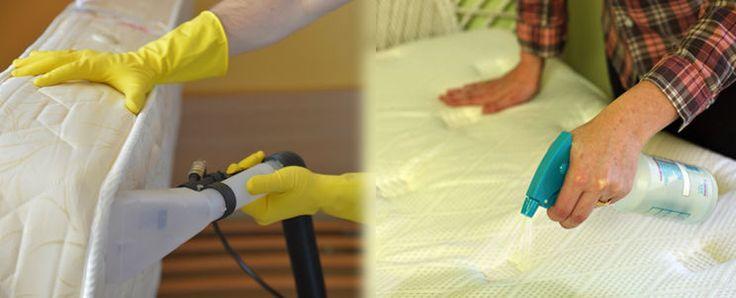 El primer paso para limpiar el colchón de manera correcta y eficiente es dejarlo airear o ventilar un buen rato para que los posibles malos olores se disipen en el ambiente.