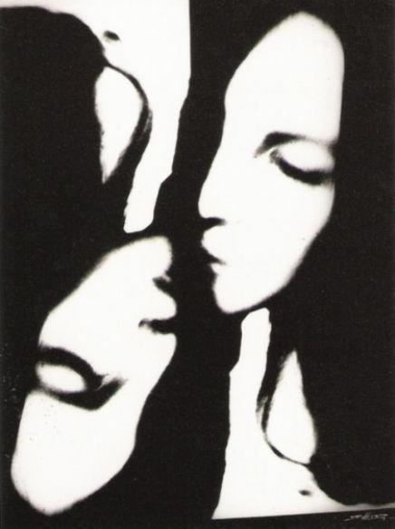 Edward Hartwig (1909 - 2003) - La Dame de Pique, 1971.