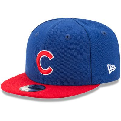 Chicago Cubs New Era Infant My First 9FIFTY Snapback Adjustable Hat - Royal