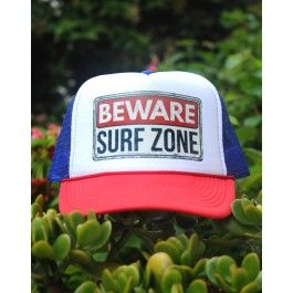 Boné Trucker Surf Zone  #trucker #truckerhat #bonetrucker #bone  #modaurbana #streetwear #surf #california