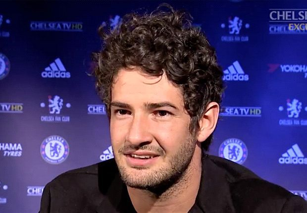 Pato's first Chelsea interview: 'This is a dream'