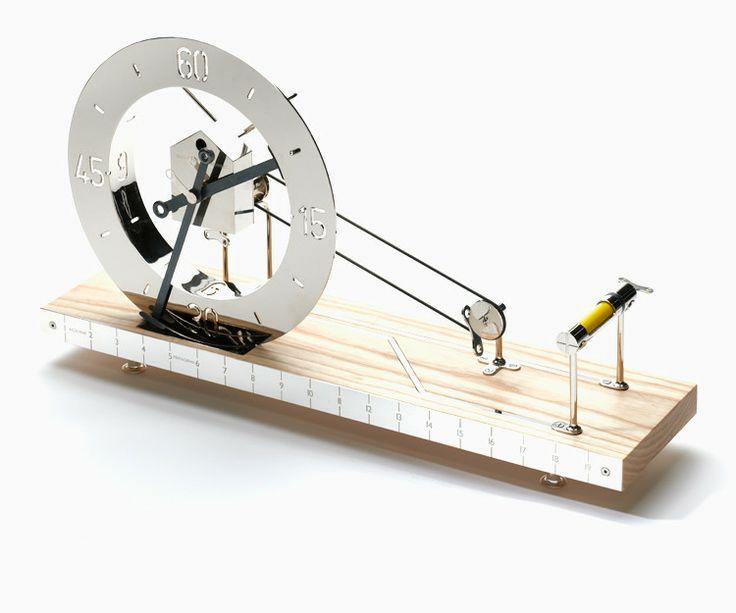 Daniel Weil's Stunningly Elegant Custom Clocks