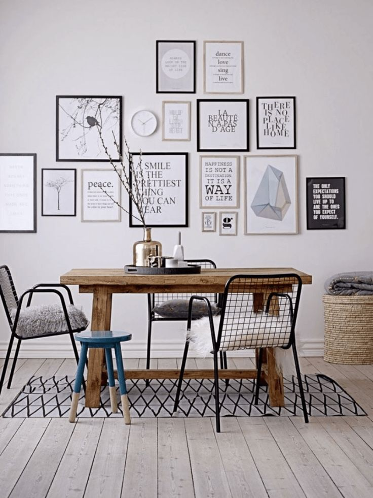 Bon Apetit: Dining Room Decorating Ideas Every Home Lover Should Know contemporary-design-768x1024