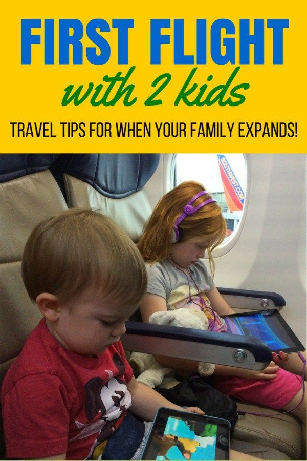 Has your family recently expanded? Here's what you need to know about flying with a second child for the first time.