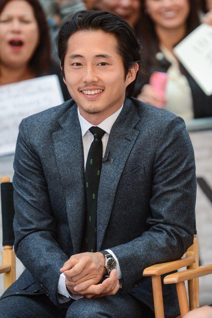 Steven Yeun Hottest Photos | POPSUGAR Celebrity