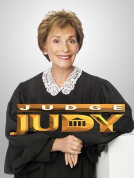 judge judy | Judge Judy