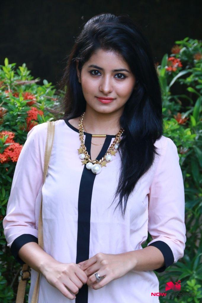 Reshmi Menon at Kirumi Press Meet