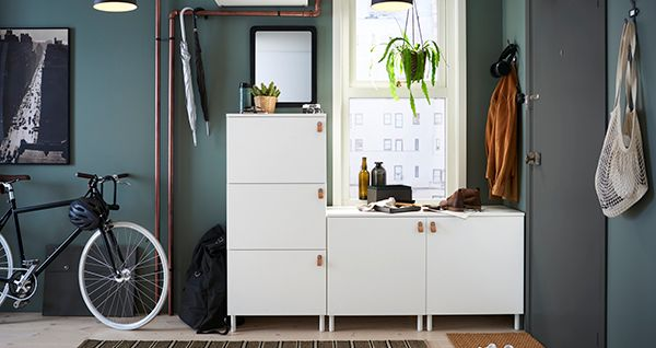 Platsa Ikea Ikea Rangement Modulable Couloir Ikea