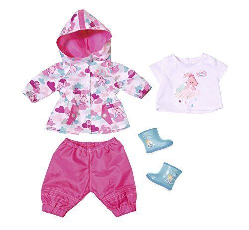 Zapf Creation Baby Born Deluxe Fun in the Rain Doll Outfit Set | Dolls & Bears, Dolls, Clothing & Accessories, Baby Dolls & Accessories | eBay!