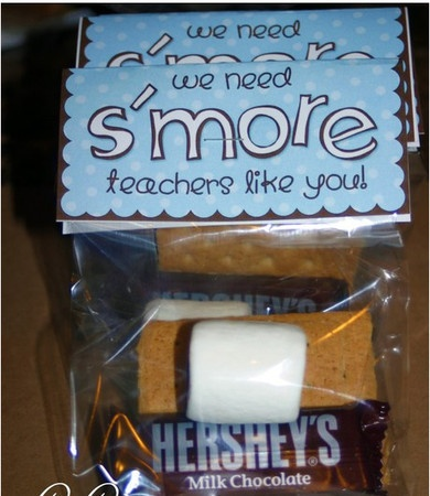 What a cute idea. Kids treats for Valentine's Day - LOVE