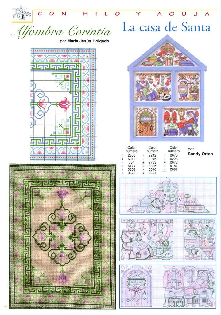733 Best Images About Free Patterns For My Needle On