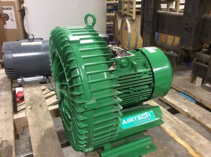Airtech 3BA1600-7AT36Z Industrial Vacuum Pump 42 726 00085 UNTESTED UNIT #Airtech