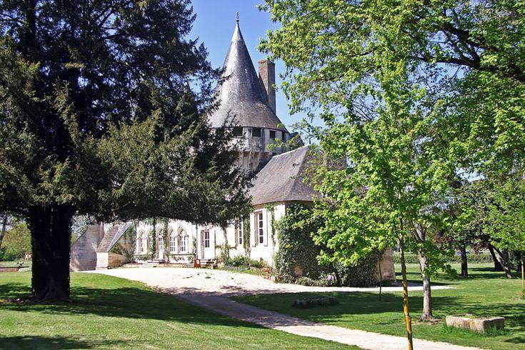 Château de Javarzay I - Chef-Boutonne, Poitou-Charentes