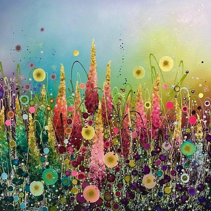 Leanne Christie, Art, Devon, Artist, Flower, Flowers, Dartmoor, Seascape, Flowerscapes, Plymouth, Buckingham Fine Art Publishers
