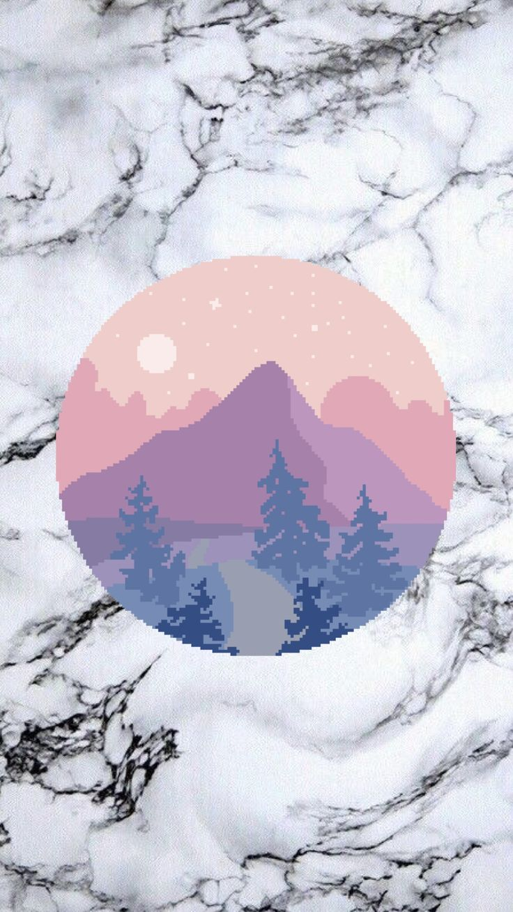 Iphone wallpaper tumblr skull - Moon Mountain Wallpaper Made By Laurette Instagram Laurette_evonen