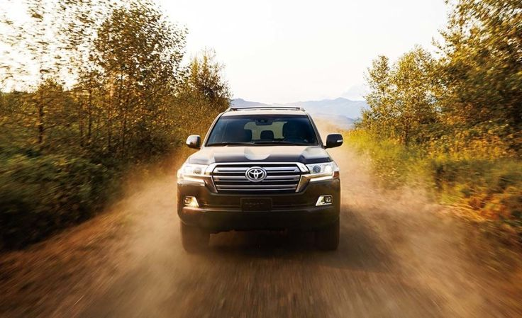 2016 Toyota Land Cruiser V8 New Generation