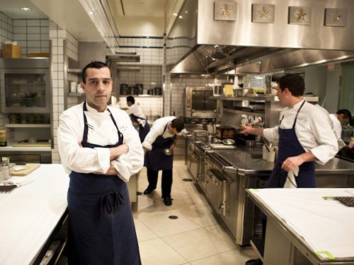 We Chat With: Chef Eli Kaimeh of Per Se