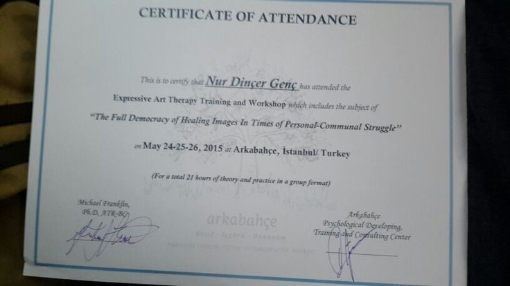 Michael Franklin in Istanbul for Art Therapy workshop.
