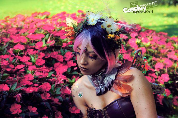 Uranya the steampunk fairy - Original cosplay #3 by TwiSearcher85 on DeviantArt
