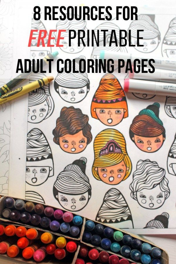 31 best Coloring with markers images on Pinterest