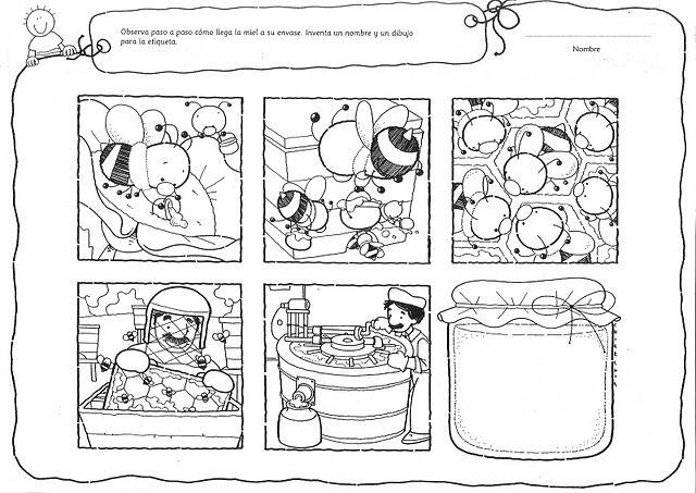 Secuencia de imagenes para escribir cuentos - Imagui