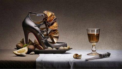Christian Louboutin Shoe Advertising Campaign 2009