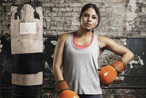Marlen Esparza Named First U.S. Female Olympic Boxer