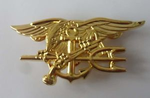 U.S. Navy SEALS Pin - Meach's Military Memorabilia & More
