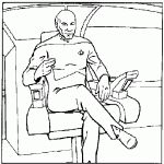 star trek ship coloring pages - 17 best images about star trek coloring book on pinterest