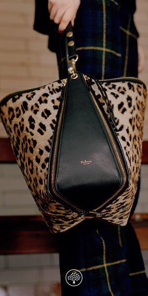 Shop the Camden in Natural Leopard Haircalf at Mulberry.com, new for Autumn Winter 2016, the Camden is a slouchy hobo style shoulder bag with statement zips inspired by British punk rock culture. The zips travel down the sides and to the base of the bag where they fix together.