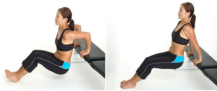 3 Effective Upper Arm Exercises For Women