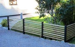 Bygg snabbt och enkelt med staketstolpar från Wernamo Design AB