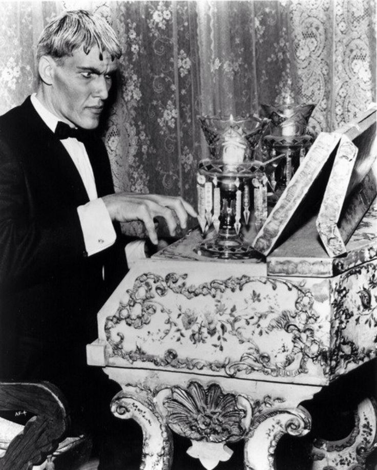 "The Addams Family Ted Cassidy as ""Lurch"""