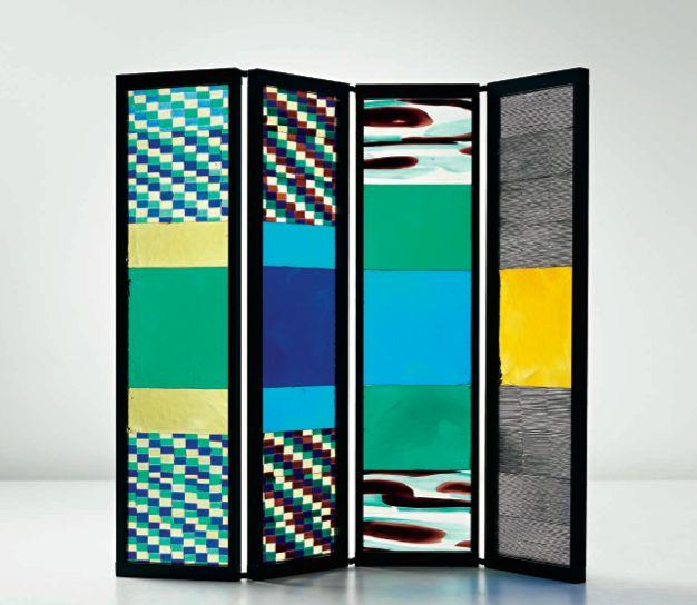 Art Deco - Room Divider - Philips London September Design Auction