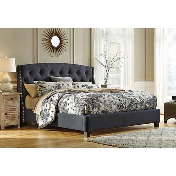Kasidon Upholstered Bed V2