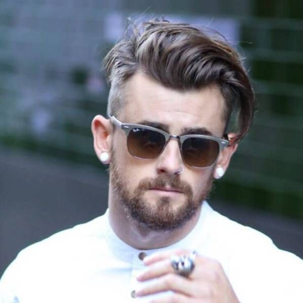 17 Best Images About MEN S MEDIUM HAIRSTYLES On Pinterest