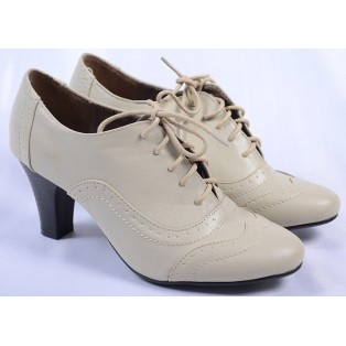 Pantofi de Dama Camelya Beige