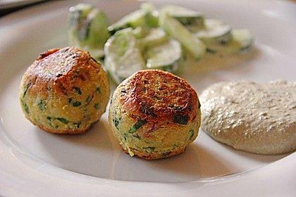 Schnelle Falafel aus Kichererbsenmehl, ein tolles Rezept aus der Kategorie Warm. Bewertungen: 71. Durchschnitt: Ø 4,3.
