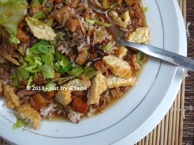 Just Try & Taste: Nasi Bakmoy