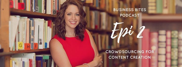 2 - Crowd Sourcing for Content Creation https://rachelbrenke.com/epi2/