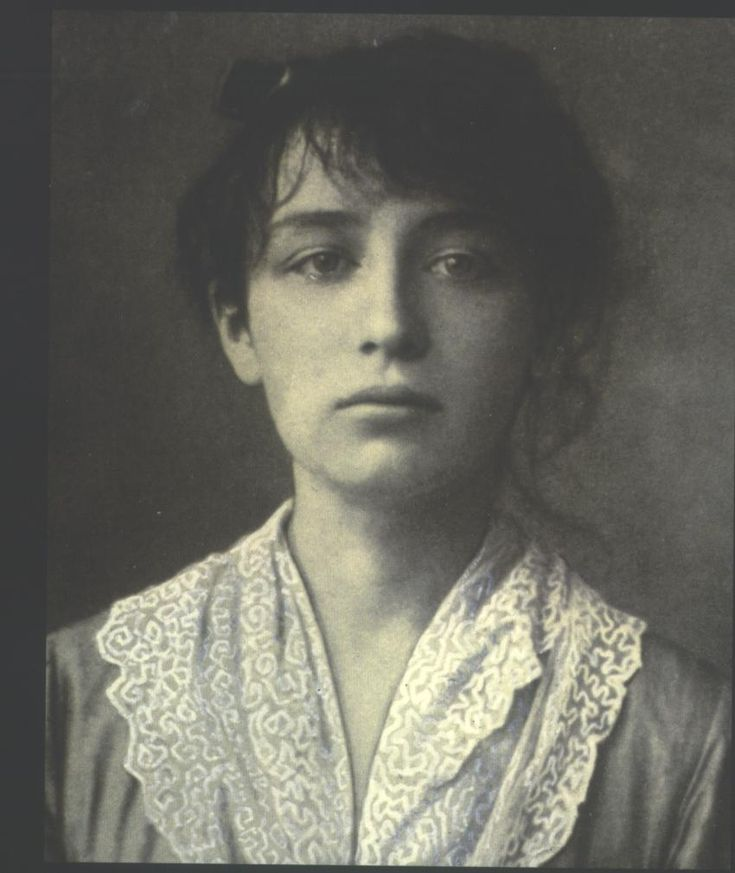 Camille Claudel, artist, lover and muse of Rodin.