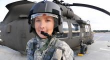 Army Helicopter Pilot training at Ft. Rucker