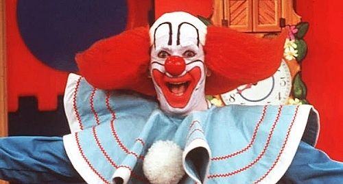 Bozo the Clown | Community Post: The Top 10 Scariest Clowns From Your Childhood