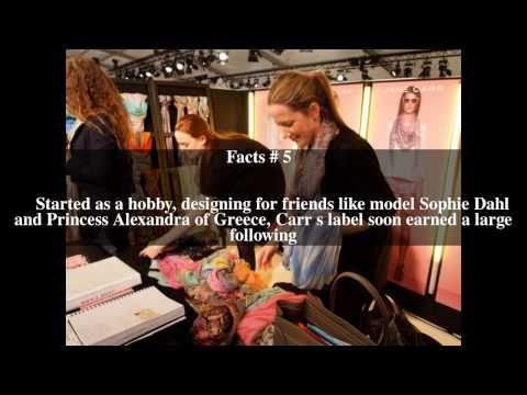 Jane Carr (fashion designer) Top # 11 Facts