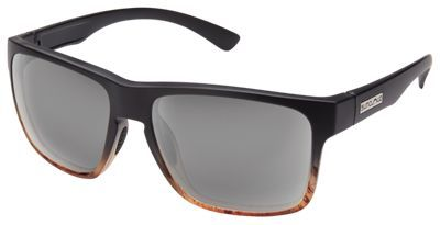 Suncloud Rambler Polarized Sunglasses - Black Tortoise Fade/Gray