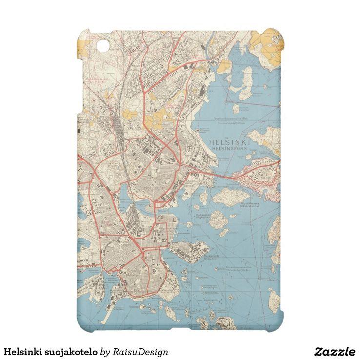 Helsinki suojakotelo cover for the iPad mini