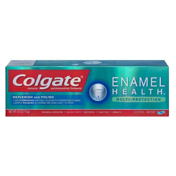 En Target puedes conseguir la Pasta dental Colgate Enamel Health de 4 oz a $2.49 regularmente. Compra (1) y utiliza (1) cupón manufacturero ..
