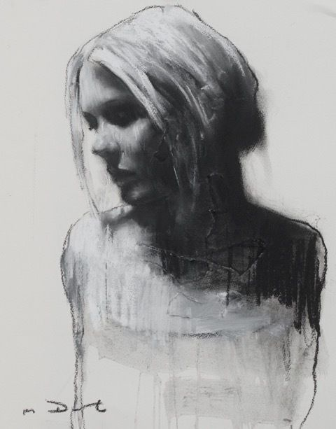 Drawing by Mark Demsteader