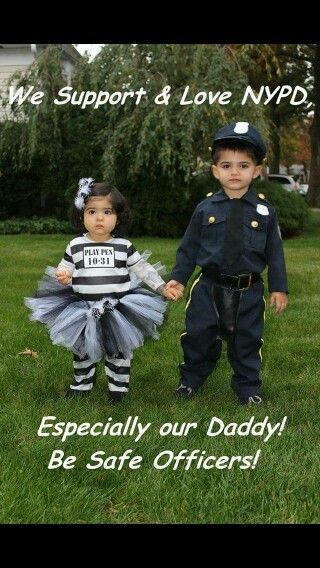 Police costumes kids