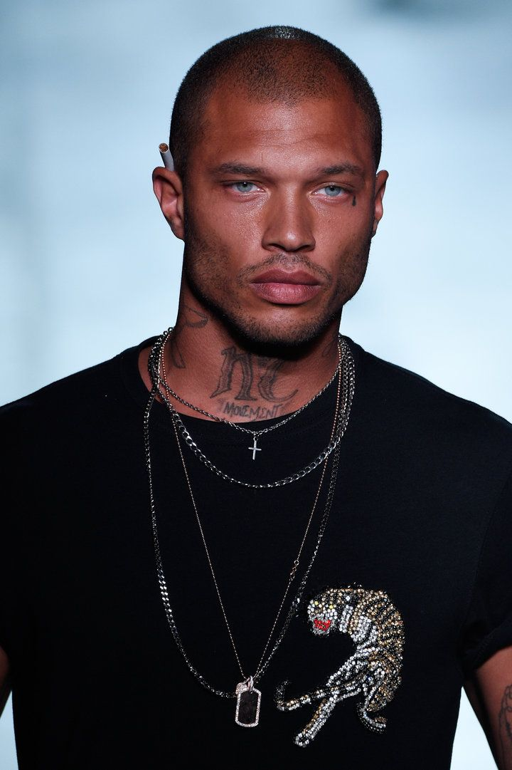 All Eyes Are On 'Hot Convict' Jeremy Meeks At Milan Fashion Week   HuffPost